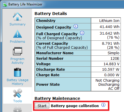 How to extend laptop's battery life span?